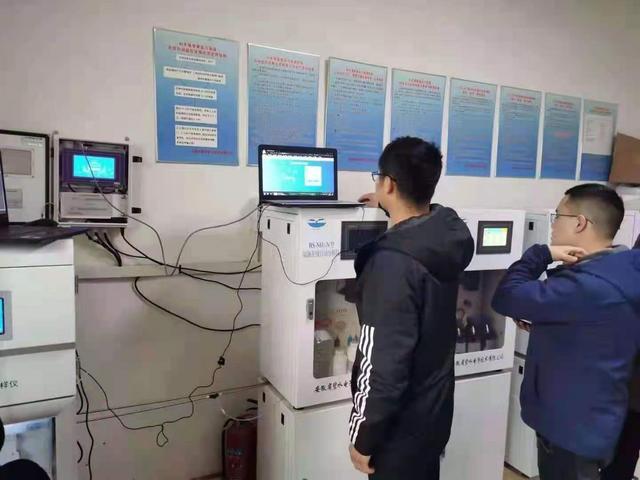 安徽亳州4个重点排污单位自动监控弄虚作假被查处 以典型案例公布